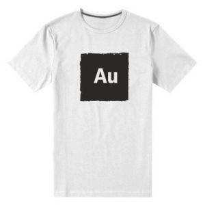 Męska premium koszulka Au