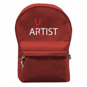 Plecak z przednią kieszenią Autist