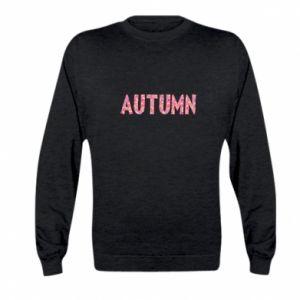 Kid's sweatshirt Autumn