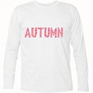 Koszulka z długim rękawem Autumn - PrintSalon
