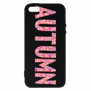 Etui na iPhone 5/5S/SE Autumn