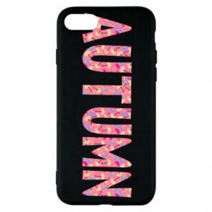 iPhone SE 2020 Case Autumn