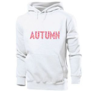 Men's hoodie Autumn