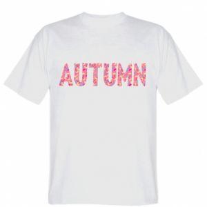 T-shirt Autumn