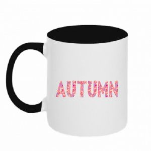 Kubek dwukolorowy Autumn - PrintSalon