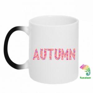 Kubek-kameleon Autumn - PrintSalon