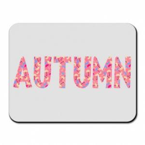 Mouse pad Autumn