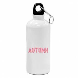 Water bottle Autumn