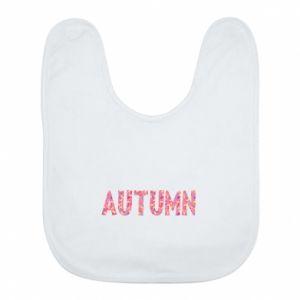 Śliniak Autumn - PrintSalon
