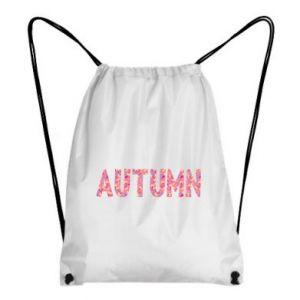 Plecak-worek Autumn - PrintSalon