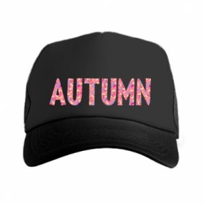 Czapka trucker Autumn