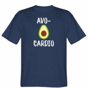 T-shirt Avo-cardio