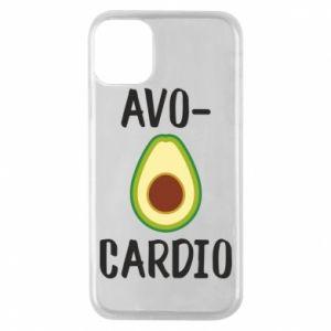 Etui na iPhone 11 Pro Avo-cardio