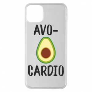 Etui na iPhone 11 Pro Max Avo-cardio