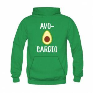 Kid's hoodie Avo-cardio