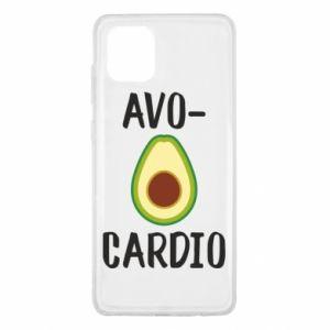 Etui na Samsung Note 10 Lite Avo-cardio