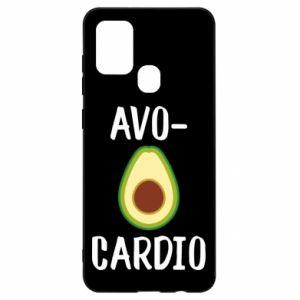 Etui na Samsung A21s Avo-cardio