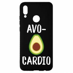 Etui na Huawei P Smart 2019 Avo-cardio