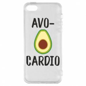 Etui na iPhone 5/5S/SE Avo-cardio