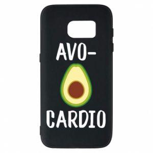 Etui na Samsung S7 Avo-cardio