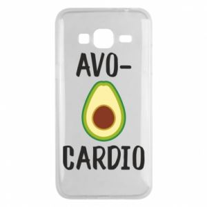 Etui na Samsung J3 2016 Avo-cardio