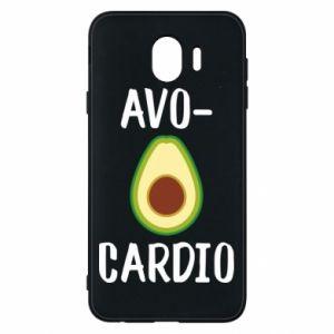 Etui na Samsung J4 Avo-cardio