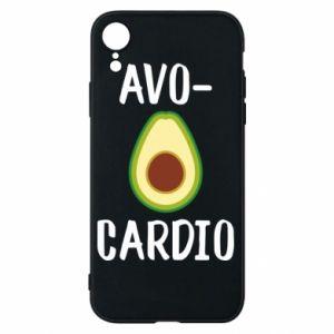 Etui na iPhone XR Avo-cardio