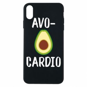 Etui na iPhone Xs Max Avo-cardio