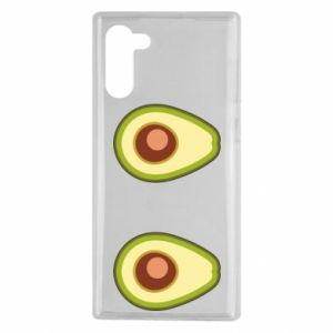 Etui na Samsung Note 10 Avocados