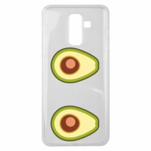 Etui na Samsung J8 2018 Avocados
