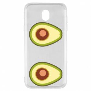 Etui na Samsung J7 2017 Avocados