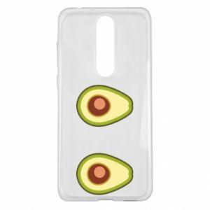 Etui na Nokia 5.1 Plus Avocados
