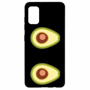Etui na Samsung A41 Avocados