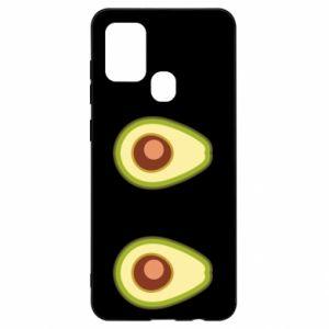 Etui na Samsung A21s Avocados