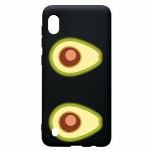 Etui na Samsung A10 Avocados