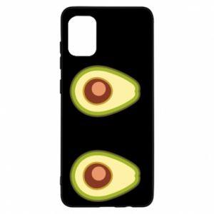 Etui na Samsung A31 Avocados