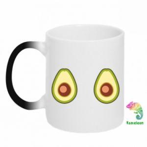 Kubek-magiczny Avocados