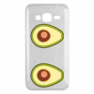Etui na Samsung J3 2016 Avocados