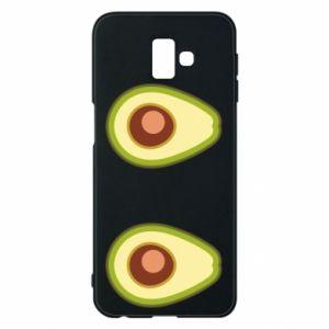 Etui na Samsung J6 Plus 2018 Avocados