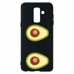 Etui na Samsung A6+ 2018 Avocados