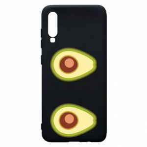 Etui na Samsung A70 Avocados