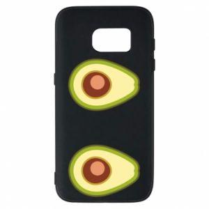 Etui na Samsung S7 Avocados