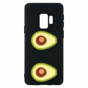 Etui na Samsung S9 Avocados
