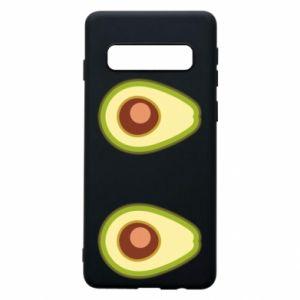 Etui na Samsung S10 Avocados