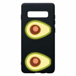 Etui na Samsung S10+ Avocados