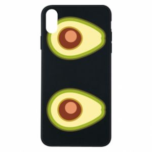 Etui na iPhone Xs Max Avocados