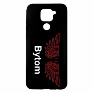 Etui na Xiaomi Redmi Note 9/Redmi 10X Ażurowy orzeł Bytom
