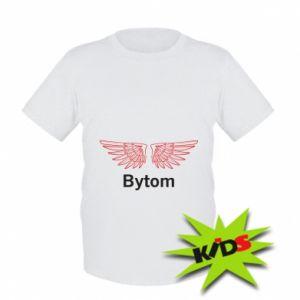 Dziecięcy T-shirt Ażurowy orzeł Bytom