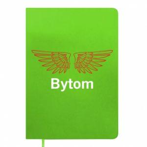 Notes Ażurowy orzeł Bytom