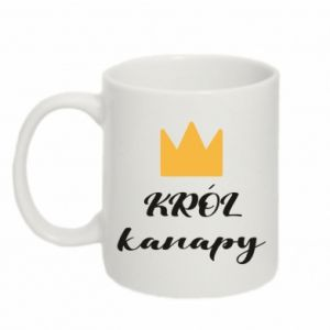 Mug 330ml King of the couch